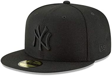 New Era New York Yankees MLB Basic 59FIFTY Fitted Cap Black 8 product image