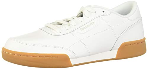 Reebok Royal HEREDIS, Zapatillas de Tenis para Hombre, Blanco (White/Steel/Gum 000), 43 EU