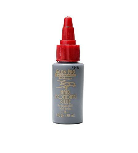 Salon Pro bonding Hair Extension Black Glue- 1oz