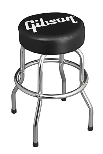 Gibson Premium Playing Stool, 24' Swivel