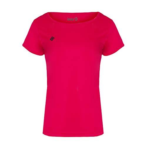 IZAS ADAIA II, T-Shirt Donna, Rosso, S