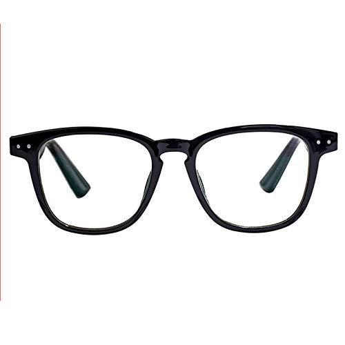OFAY Smart Bluetooth Glasses Wireless Music GM Anti-Blue Light Myopia Glasses, Answer Calls And Listen To Music Men And Women Black Frame Glasses