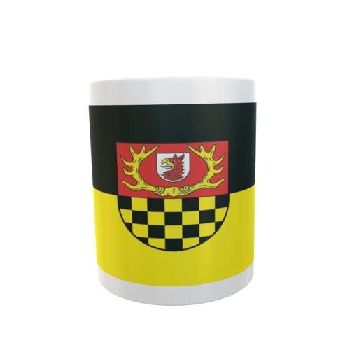 U24 Tasse Kaffeebecher Mug Cup Flagge Putbus