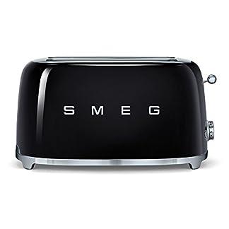 Smeg-TSF02BLEU-Toaster-4-Scheiben-schwarz