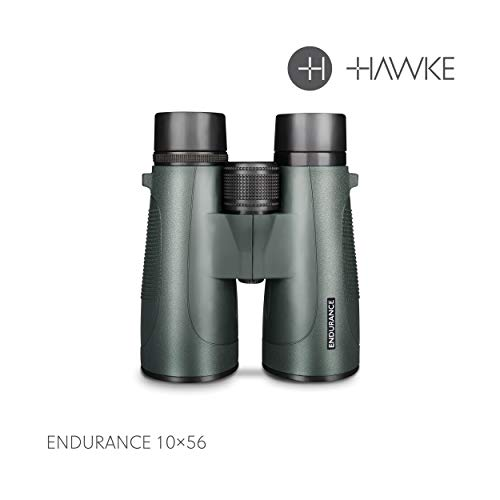 Hawke Endurance Ed Jumelles 10 x 56, Vert, M