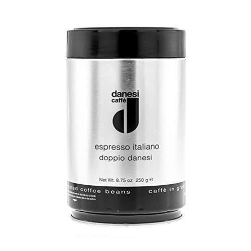 Danesi Doppio, Espresso ganze Bohnen - Dose, 250 g