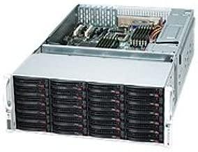 Supermicro 1400 Watt 4U Rackmount Server Chassis CSE-847E16-R1400LPB Black