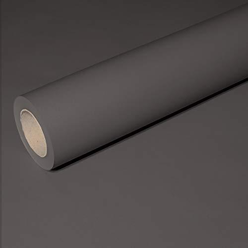 JUNOPAX 35411764 Geschenkpapier 50m x 0,75m titanium