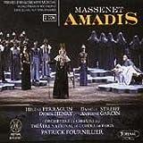 Massenet: Amadis (Gesamtaufnahme) (franz.)