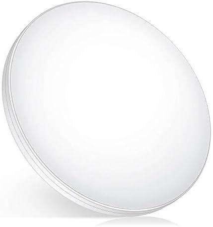 Horevo Motion Sensor Ceiling Light LED 12W Flush Mount Ceiling Lamp Fixture with Radar Sensor product image