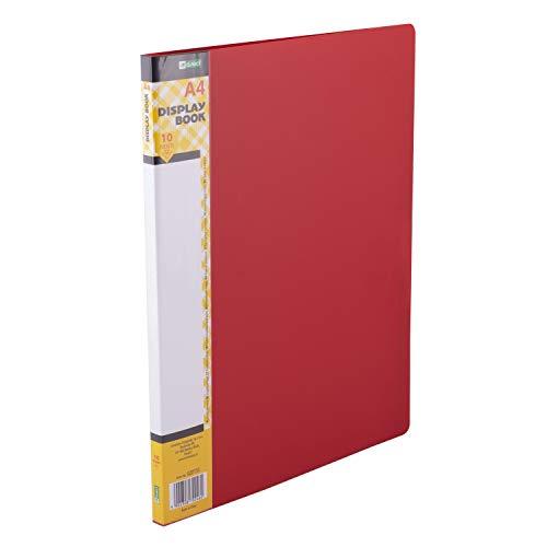 D.RECT Sichtbuch PP A4 | 10 Hüllen |...