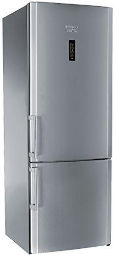 Hotpoint E2BYH 19323 F O3 Autonome 433L A++ Acier inoxydable réfrigérateur-congélateur - Réfrigérateurs-congélateurs (433 L, Pas de givre (réfrigérateur), SN-T, 6 kg/24h, A++, Acier inoxydable)