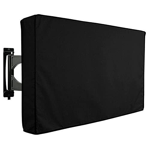 SHBV Funda de TV resistente a la intemperie, 600D de tela...