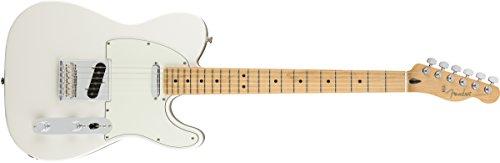 Fender Player Telecaster Electric Guitar - Maple Fingerboard - Polar White
