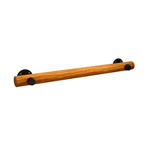 Holz Korridor Geländer, Wand-Runde Anti-Blockier-System der Alten Kinder sicher Indoor Outdoor Universal-Schützen (Size : 30cm)