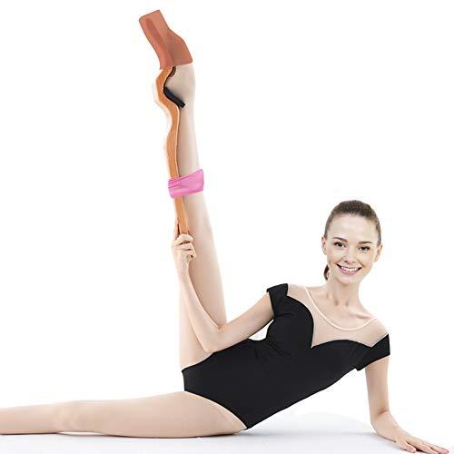 Ejoyous Ballet Foot Stretcher, Wooden Detachable Ballet Dance Foot Stretch...