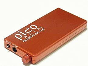 HeadAmp Pico Slim USB chargable Portable Headphone Amp Orange