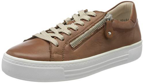 Remonte Damen D0903 Sneaker, Braun (Muskat/Cayenne 24), 38 EU