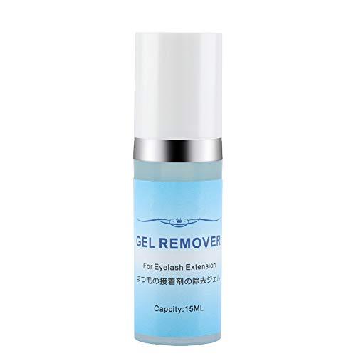 Gel Lash Remover - Extension de cils Gel Remover pour faux cils implantés, sans stimulation, gel cosmétique