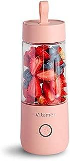 LINANNAN Juicer Cup 350ml Mini Portable Fruit électrique Juicing Rapide USB Rechargeable Smoothie Fabricant Blender Machin...