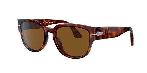 Persol Herren 0PO3231S Sonnenbrille, Marrón, 54