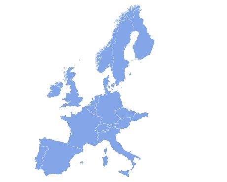 Navteq Navigations CD Europa Paket 9 CDs - VDO Dayton CD 2008-2 für u.a. BMW Renault Nissan Carin Carminat Citroen Mini