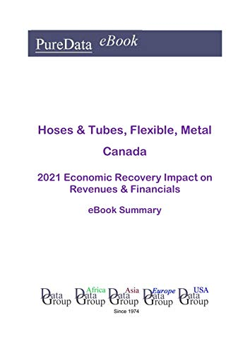 Hoses & Tubes, Flexible, Metal Canada Summary: 2021 Economic Recovery Impact on Revenues & Financials (English Edition)