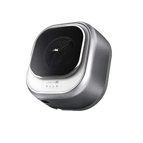 Intégrée Charge Machine à laver Plus d'argent, blanc 2,5 kg 700 Rpm A ++++ - Machines à laver (intégré, charge sur, argent, blanc, boutons, gauche, 3 kg) [Classe énergie] Washing Machine