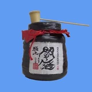 樽熟成長期貯蔵麦焼酎 極上閻魔(甕)25°1800ml (GEK) ≪箱入り≫