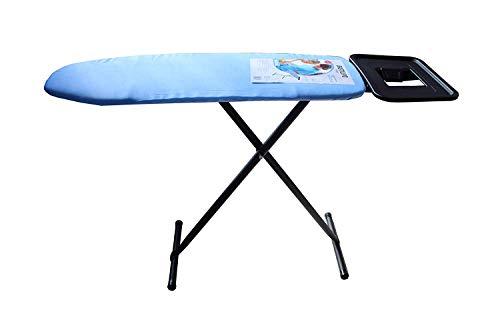 Bastilipo Marsella-Tabla de Planchar de 110 x 38 cm, monotubular, Soporte Centro Planchado, Azul