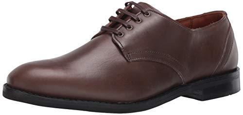 Allen Edmonds Men's Nomad Derby Plain Toe Oxfords, Brown 9.5 medium US