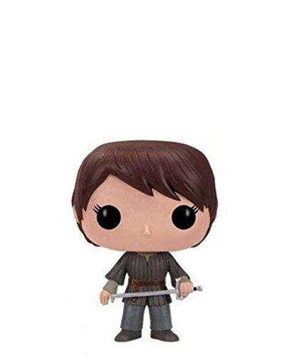 Funko Pop! Game of Thrones – Arya Stark #09 - Figura de vinilo de 10 cm