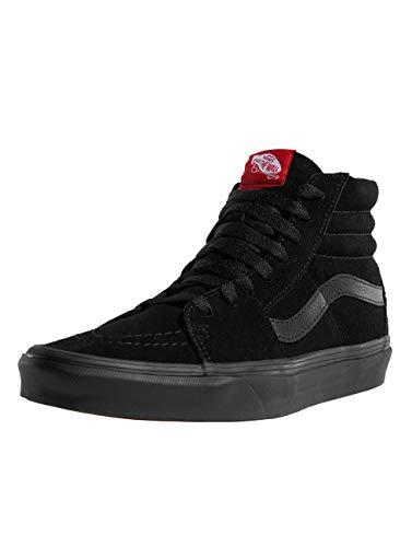 Vans Herren U SK8-HI High-Top Sneaker,, Schwarz, 43 EU