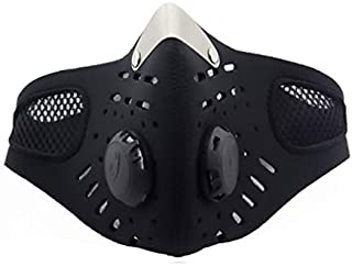 mouth-muffle Face mask Cover, outdoor sports City cycling bicycle motorcycle bike dust-proof with filter Anti-pollution