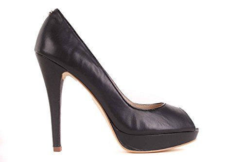 Versace Damen Pumps Highheels Stilettos Schwarz BS28 (41)