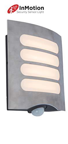 LUTEC LED Außenleuchte Farell, 15 W, Weiß