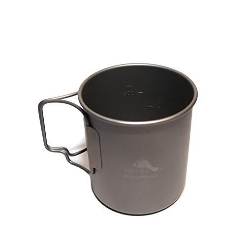 TOAKS(トークス)『チタニウムカップ(CUP-450)』