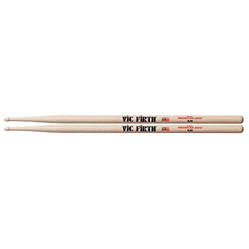 Vic Firth American Jazz AJ6 - Bacchette per batteria