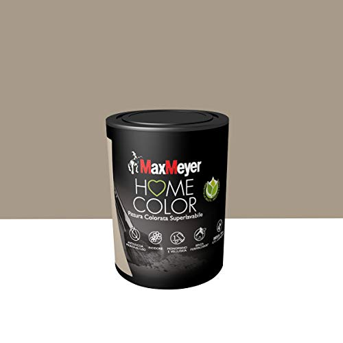 MaxMeyer 165313D300001 Pittura Colorata Superlavabile, Savana, 0,75 Litri