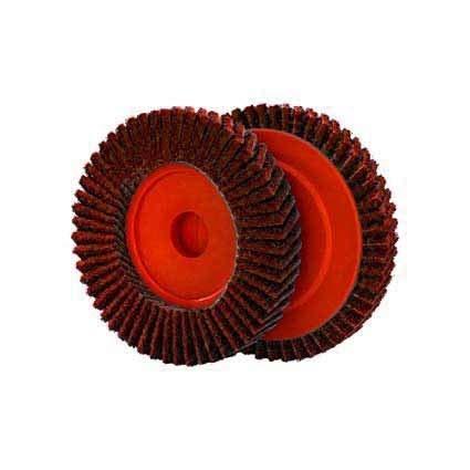 Polispeed Polierrad mittel für Winkelschleifer 125 x 22,23 mm 1 Stück