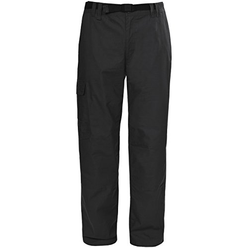 Trespass Clifton - Pantalon - Homme (2XL) (Noir)