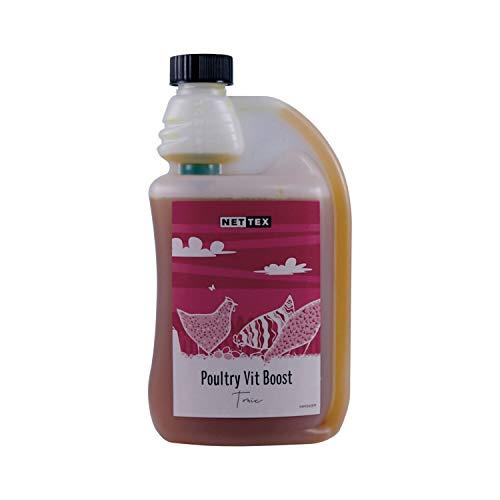 Nettex Vitamin Boost Liquid Tonic with Seaweed, 500 ml