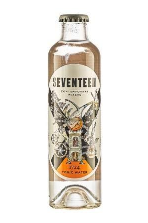 1724 Seventeen- Acqua tonica- Acqua tonica - Miscelatori contemporanei - Bolla fine 4 x 200 Ml