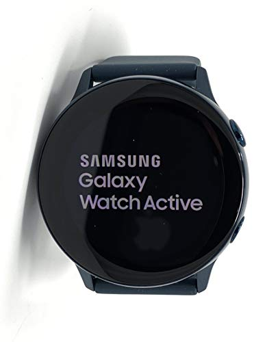 Samsung Galaxy Watch Active - 40mm, IP68 Water Resistant, Wireless Charging, SM-R500N International Version (Green)
