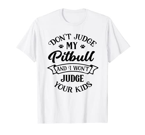 Cute Pitbull Mom T-shirt, Rude Pit Bull Love Puppy TShirt