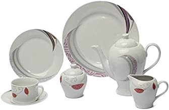 Home Style 24 Pcs Tea Set, JSD-110-S004
