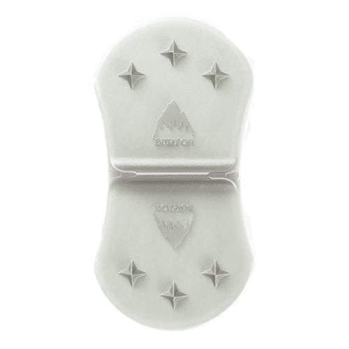 Burton Medium Spike Mat Plataforma Moldeada, Unisex Adulto, Blanco (Clear), Talla Única