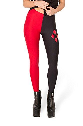 31s4unA4HdL Harley Quinn Yoga Pants
