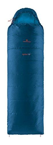 Ferrino Lightec Shingle SQ, Sacco a Pelo Uomo, Blu