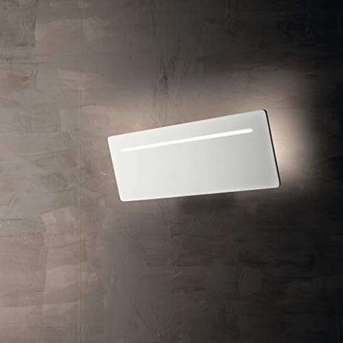 Sector LED-wandlamp, wit